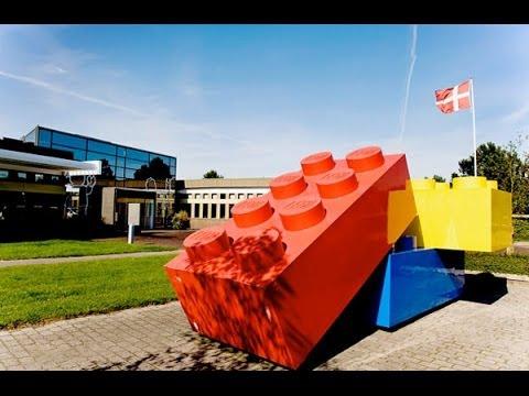 La fabbrica dei lego youtube for Sede lego danimarca