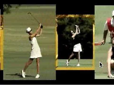Anna Rawson Golfer Video