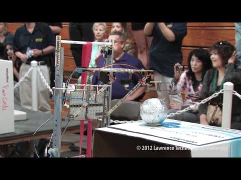 Game Competition Highlights - World Robofest 2012