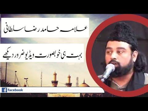 Allama Hamid Raza Sultani Best Majalis New  2018