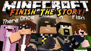 Minecraft Mini-Game : FINISH THE STORY 3!
