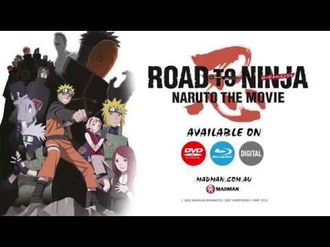 Naruto The Movie: Road To Ninja - Official Trailer video