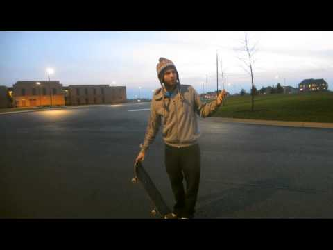 Whiteboy Skates - Tre Flips