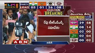 KCR To Address Pressmeet Shortly Telangana Elections 2018  - netivaarthalu.com