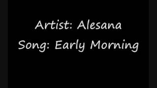 Watch Alesana Early Morning video