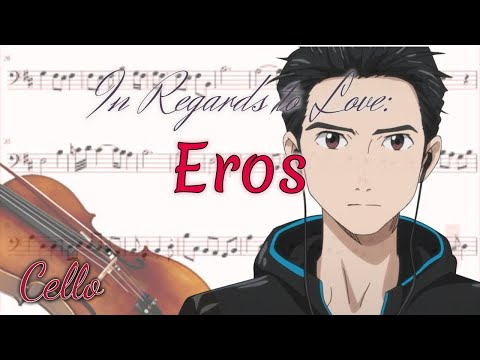 In Regards To Love: Eros - Yuri!!! On Ice (Cello)