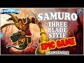 Download Lagu Grubby   Heroes Of The Storm - Samuro - Three Blades Style - Tl - Battlefield Of Eternity