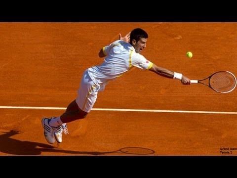 Novak Djokovic - Rafael Nadal | French Open Men's Singles | Semi Final 07.06.2013 | GS Tennis2