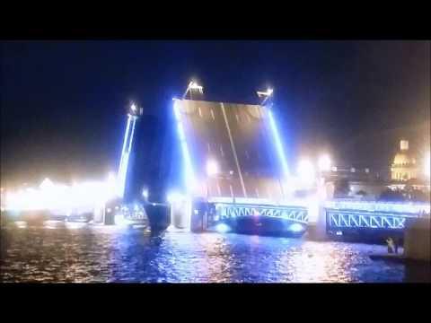 Фотоотчёт поющие мосты в санкт петербурге расписание 2017