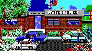 Police Quest 2 The Vengence ~ MS DOS PC