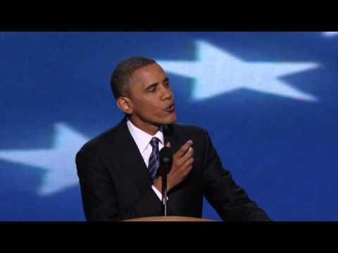 President Barack Obama&#039;s Full Speech from the 2012 Democratic National Convention - HD Quality