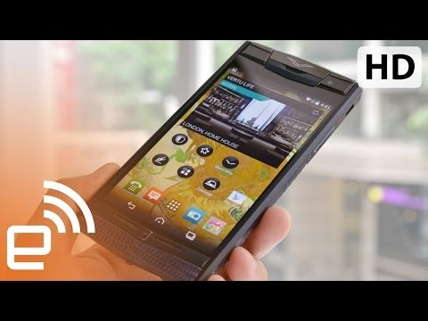 This is what a $22,000 Android phone feels like | Engadget
