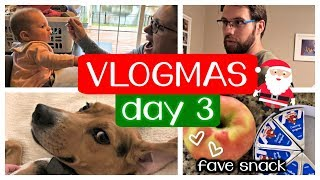 VLOGMAS DAY 3 | Editing Youtube Vids & Never Getting Dressed for the Day