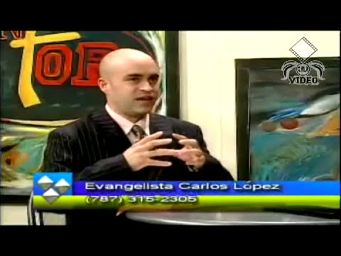 C.M.A video: Carlos lopez