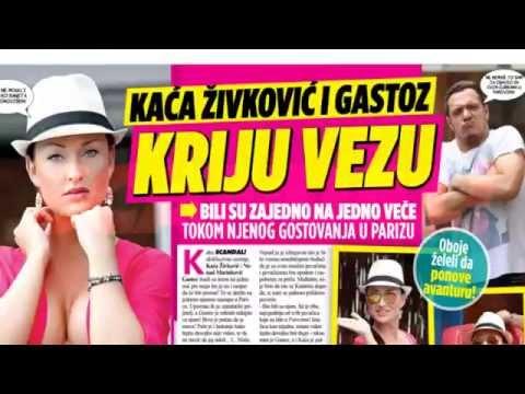 Scandal novine: Gastoz varao devojku sa Kaćom, Milica Todorović gazila Ružicu i Mimi Oro, Aleksandri Priović zbog Ćazima prete smrću