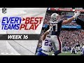 Every Team's Best Play From Week 16 🙌  | NFL Highlights MP3