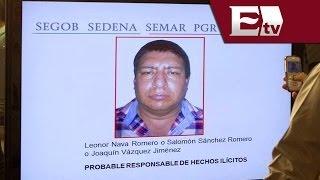 Pgr Presenta Auto De Formal Prisi�n A Leonor Nava, L�der De La Banda Los Rojos/ Titulares