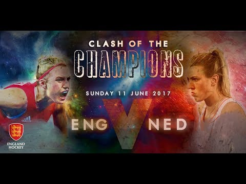 England v Netherlands - Clash of the Champions