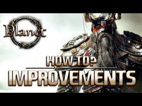 Elder Scrolls Online (ESO) - How to Improve/Upgrade Weapons & Armour (Guide)