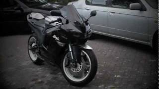 2007 Kawasaki  ZX6R  - Gone In 60 Seconds Style.
