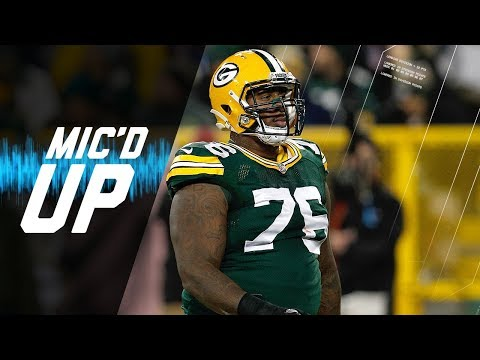 Mike Daniels Micd Up vs Buccaneers He Broke My Ankles They Got AI  NFL Sound FX