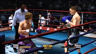 Fight Night Champion: Justin Bieber Vs Eminem (Celebrity Boxing)