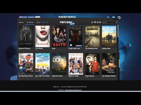 SHProgramas | Ver peliculas Online Gratis ! por torrents | Popcorn Time 4.4