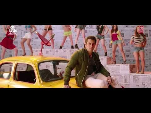 O Teri Title Song Teaser  Salman Khan, Pulkit Samrat, Bilal Amrohi, Sarah Jane Dias
