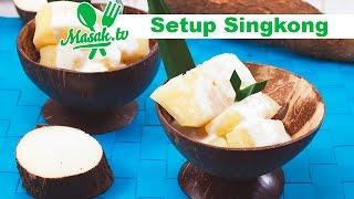 Setup Singkong | Jajanan #101