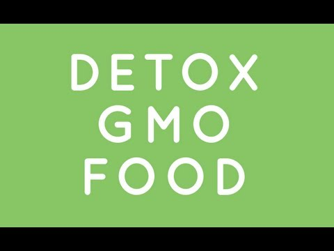Detox from Bt Toxin Found in GMO Food
