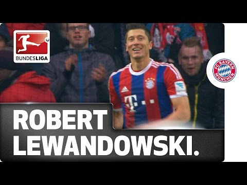 Robert Lewandowski - Player of the Week - Matchday 25