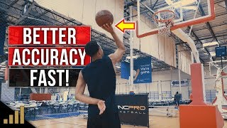 How to: Shoot A Basketball With Better ACCURACY!