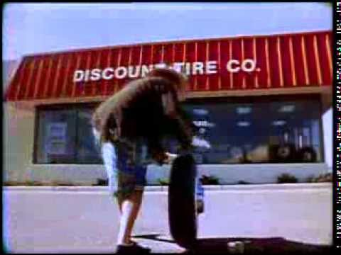 Discount Tire - Little Old Lady - YouTube