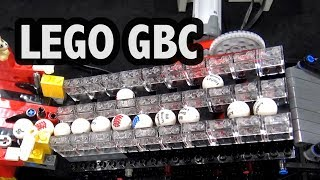 Top 20 Amazing LEGO Great Ball Contraptions! (10 Hours)