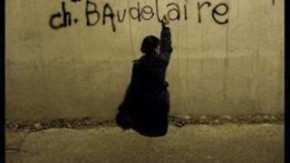 Charles Baudelaire par Saez