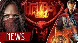 HELLBOY Trailer | DOCTOR STRANGE 2 | MORTAL ENGINES floppt - FILM NEWS