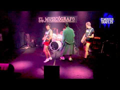 El Musicógrafo - Programa 12 (29/11/2012)