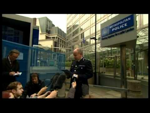 London's Met Police racism allegations in crisis (2012) (BBC News coverage)
