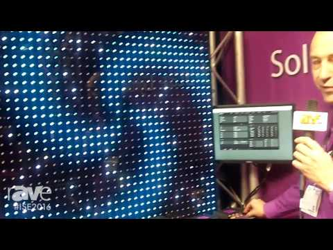 ISE 2016: Visual Productions Showcases QuadCore Lighting Control Software