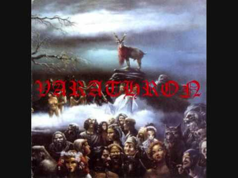 VARATHRON''Birthrise of the graven image''