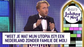 Peter Pannekoek - Volledige Roast van Johnny de Mol! - THE ROAST OF JOHNNY