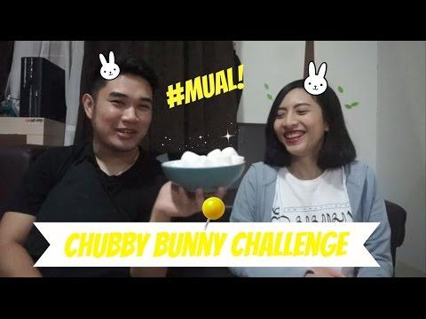 Chubby Bunny Challenge SAMPE MUAL!