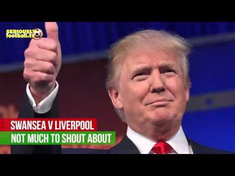 Swansea v Liverpool - Premier League match preview