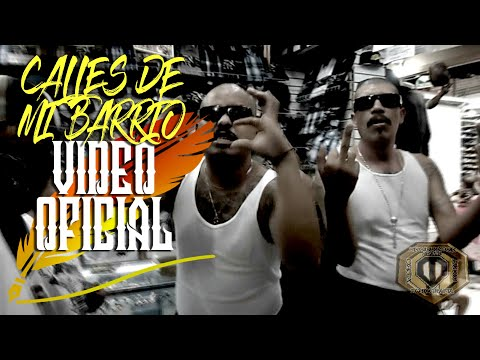 CALLES DE MI BARRIO ((VIDEO OFICIAL)) MR.VICO & MR YOSIE