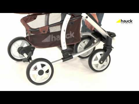 Hauck Malibu All In One Travel System Video Review - Online4baby - YouTube