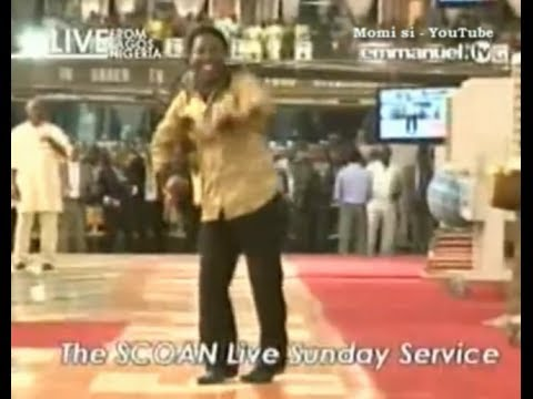 Scoan 23 March 2014: Prophet Tb Joshua A Good Dancer. Yes Lord We Thank You For His Life video