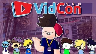 The Best Vidcon 2019 Video (Vlog/Animation)