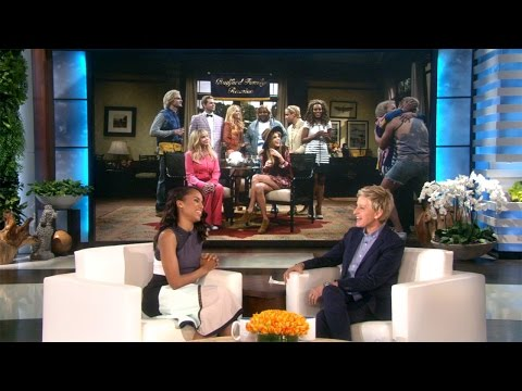 Kerry Washington on 'SNL's' 40th Anniversary