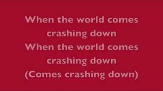 Kevin Rudolf - Crashing Down