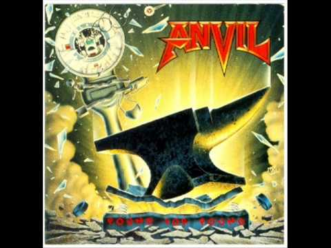 Anvil - Senile King